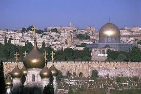Incluye visita guiada a Jerusalem y lugares santos